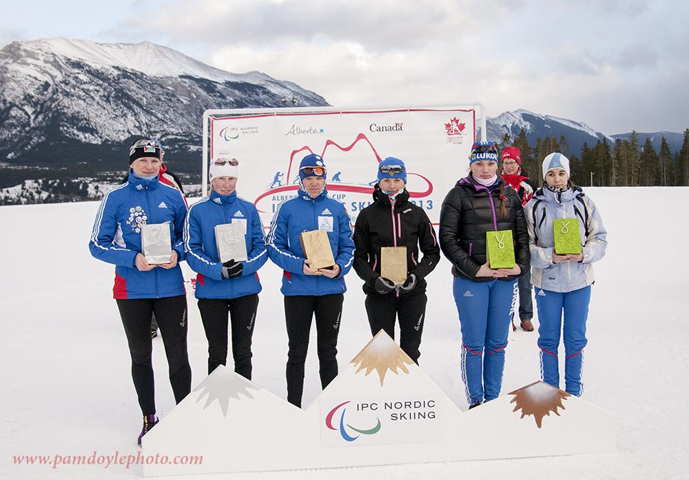В г. Кэнмор (Канада) завершился I этапа Кубка мира по лыжным гонкам и биатлону спорта лиц с поражением опорно-двигательного аппарата и спорта слепых