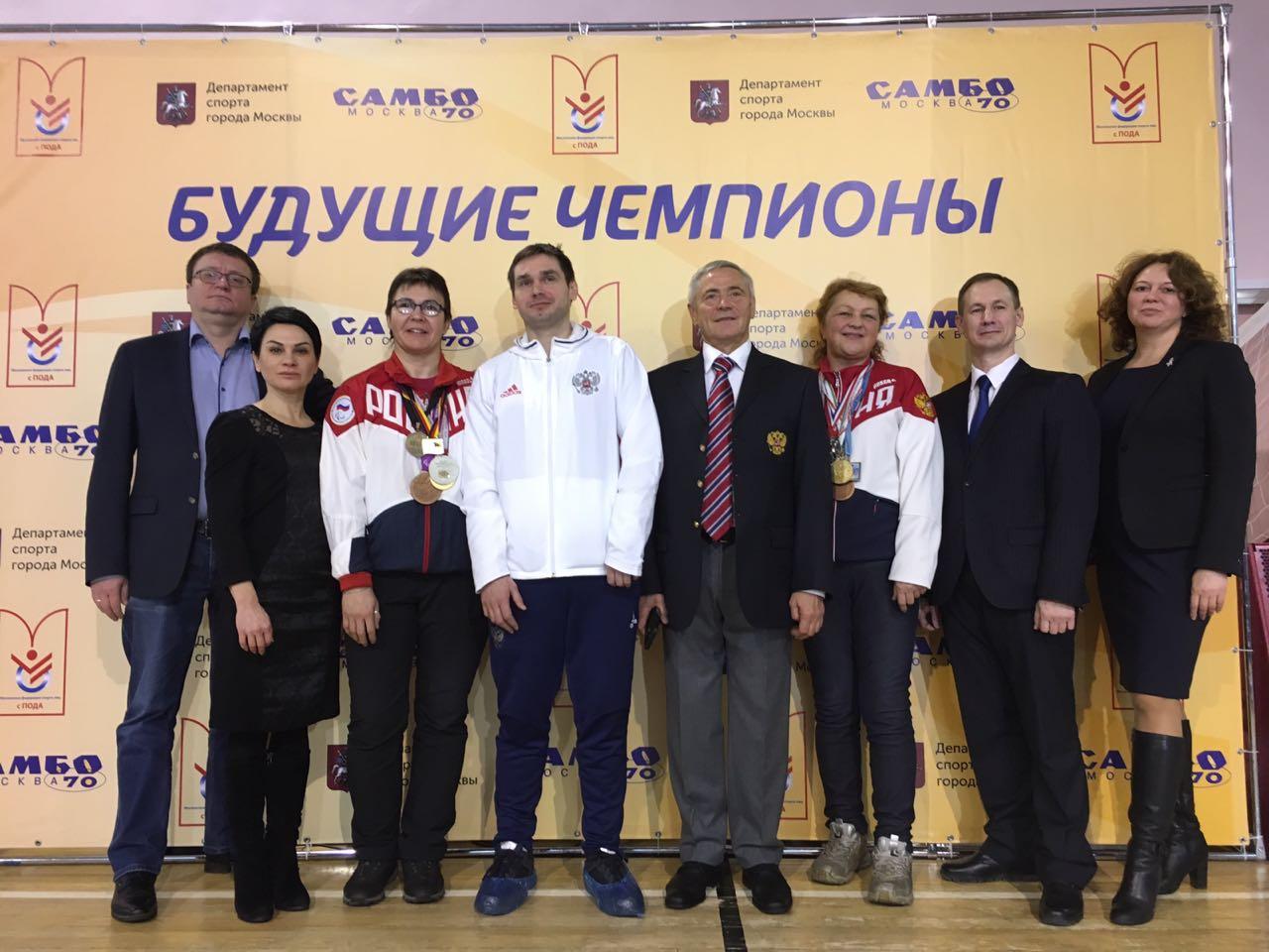 Московская Федерация спорта лиц с поражением ОДА при поддержке Департамента спорта г. Москвы провели Городские соревнования по плаванию для детей с поражением ОДА «Будущие чемпионы»