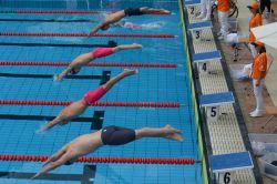Петербуржец Андрей Калина одержал четыре победы на Кубке России по плаванию спорта лиц с ПОДА в Дзержинске