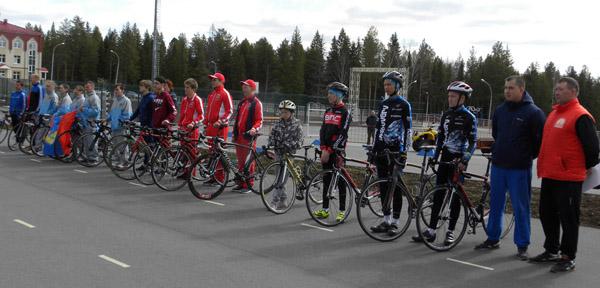 В Свердловской области завершились чемпионат и первенство России по велоспорту на шоссе среди лиц с интеллектуальными нарушениями