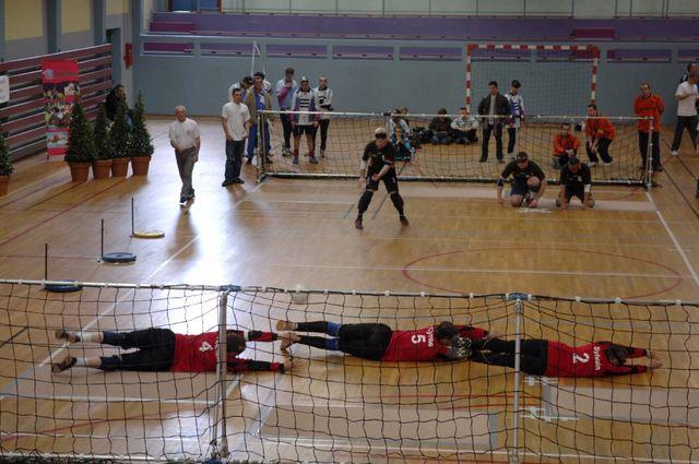 В г. Раменское состоится первенство России по торболу спорта слепых