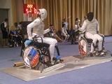В третий соревновательный день чемпионата мира по фехтованию на колясках сборная команда России завоевала 1 золотую, 1 серебряную и 3 бронзовые награды