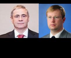 В г. Саратове состоялась рабочая встреча П.А. Рожкова  и вице-губернатора Саратовской области Д.В. Фадеева