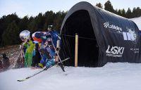 Сборная команда России по горнолыжному спорту среди спортсменов с ПОДА и нарушением зрения завоевала одну золотую и одну бронзовую медали в третий день 3-го этапа Кубка мира в Швейцарии