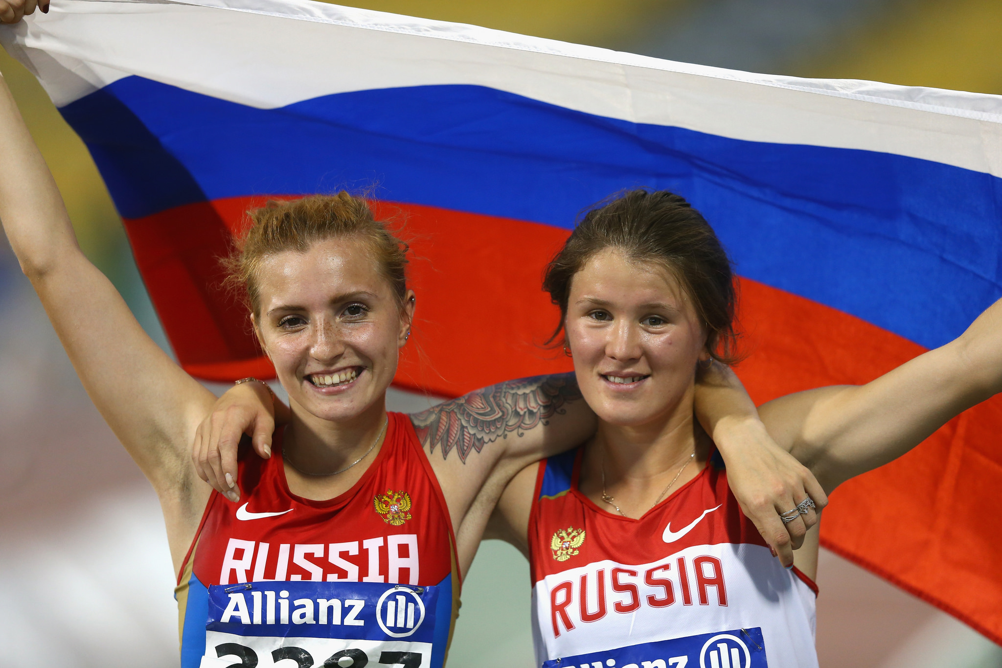 Российские легкоатлеты выиграли 3 золотые, 3 серебряные и 2 бронзовые медали в седьмой день  чемпионата мира IPC в Катаре