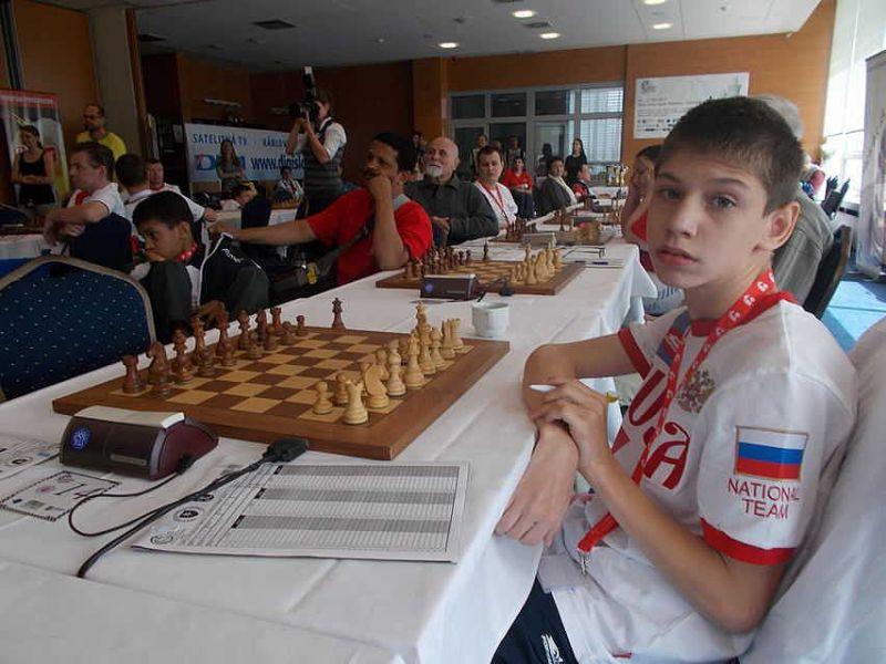 Российские спортсмены ведут борьбу за награды чемпионата мира по шахматам спорта лиц с ПОДА в Словакии