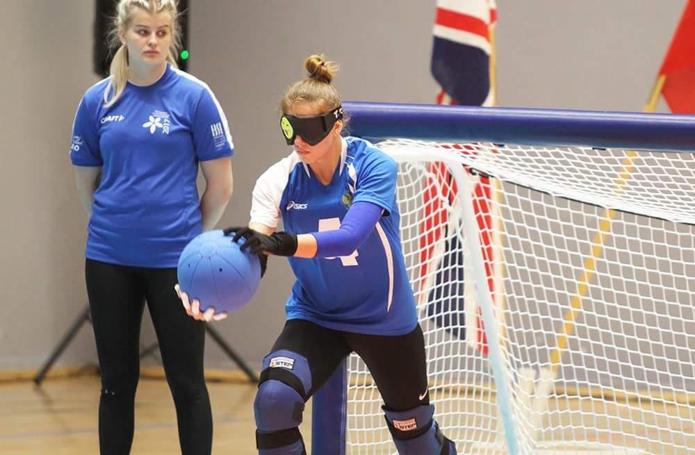 Сборная команда России по голболу спорта слепых примет участие в чемпионате мира в Швеции