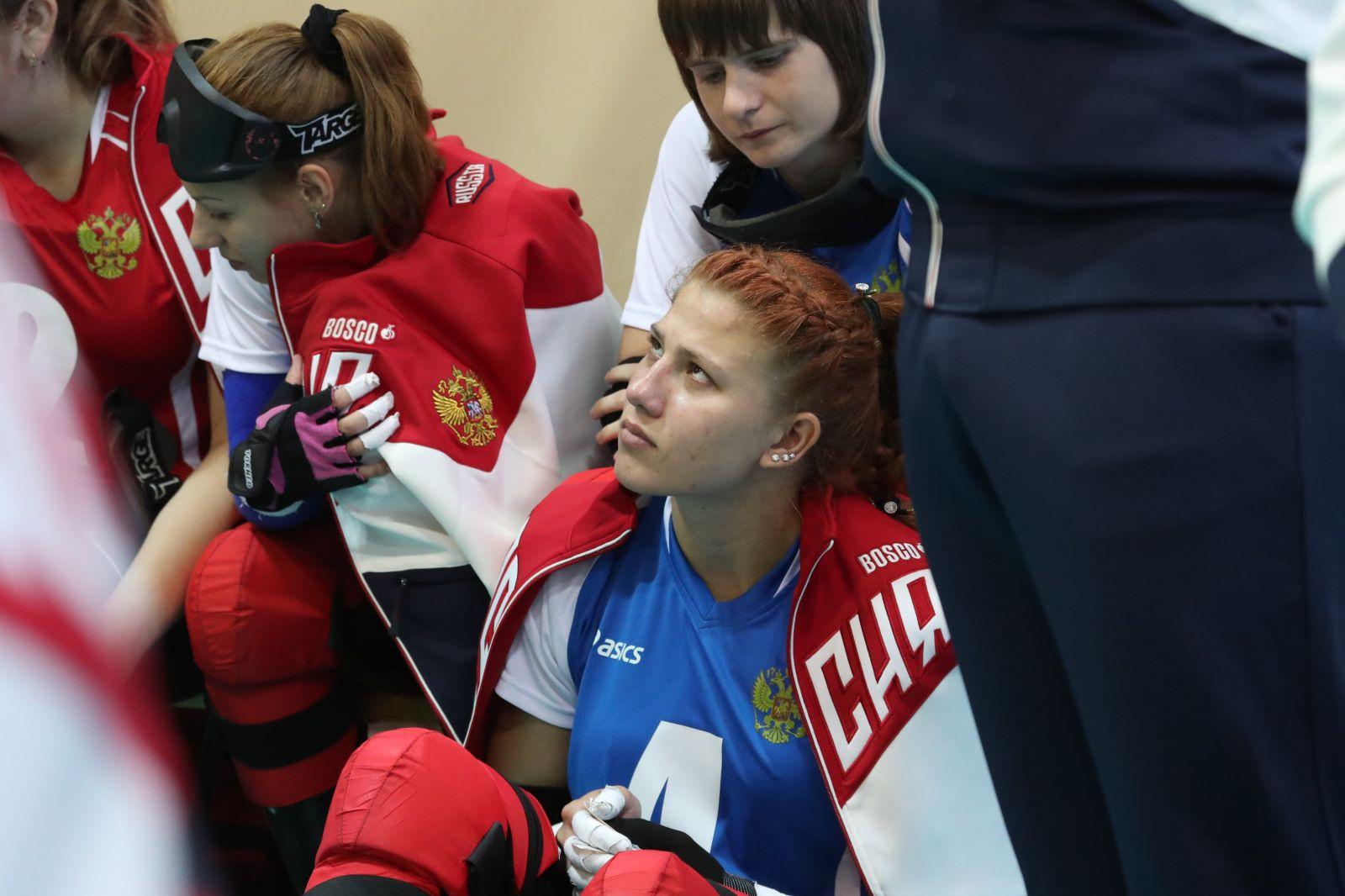 #тренимвместе с чемпионкой мира по голболу спорта слепых Ириной Арестовой