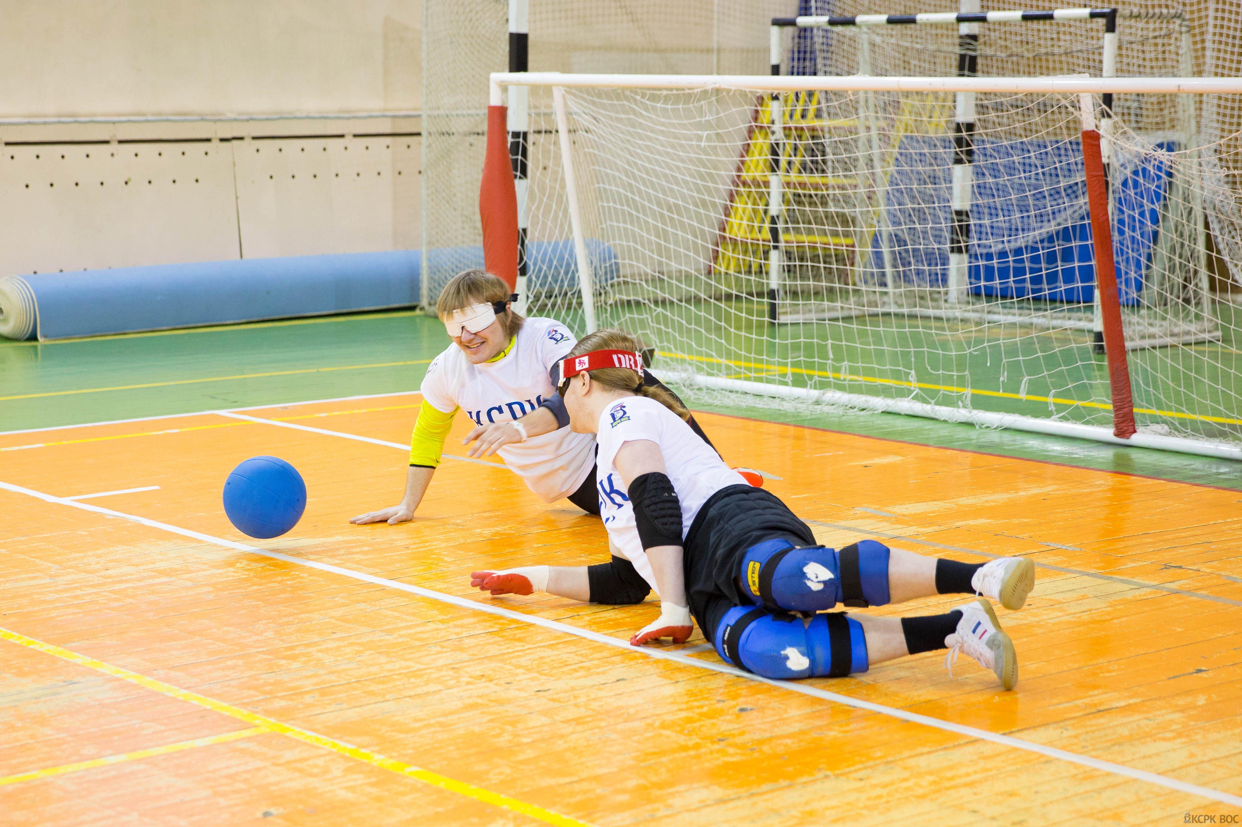 Российские голболистки на Паралимпийских играх-2016 будут соперничать с китаянками, турками, канадками и украинками