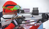 Ones again, the Russian National Paralympic athletes won medals in biathlon and climbed pedestal
