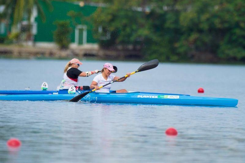 Спортсмены из 10 регионов вышли на старт чемпионата России по гребле на байдарках и каноэ на гребном канале «Крылатское»