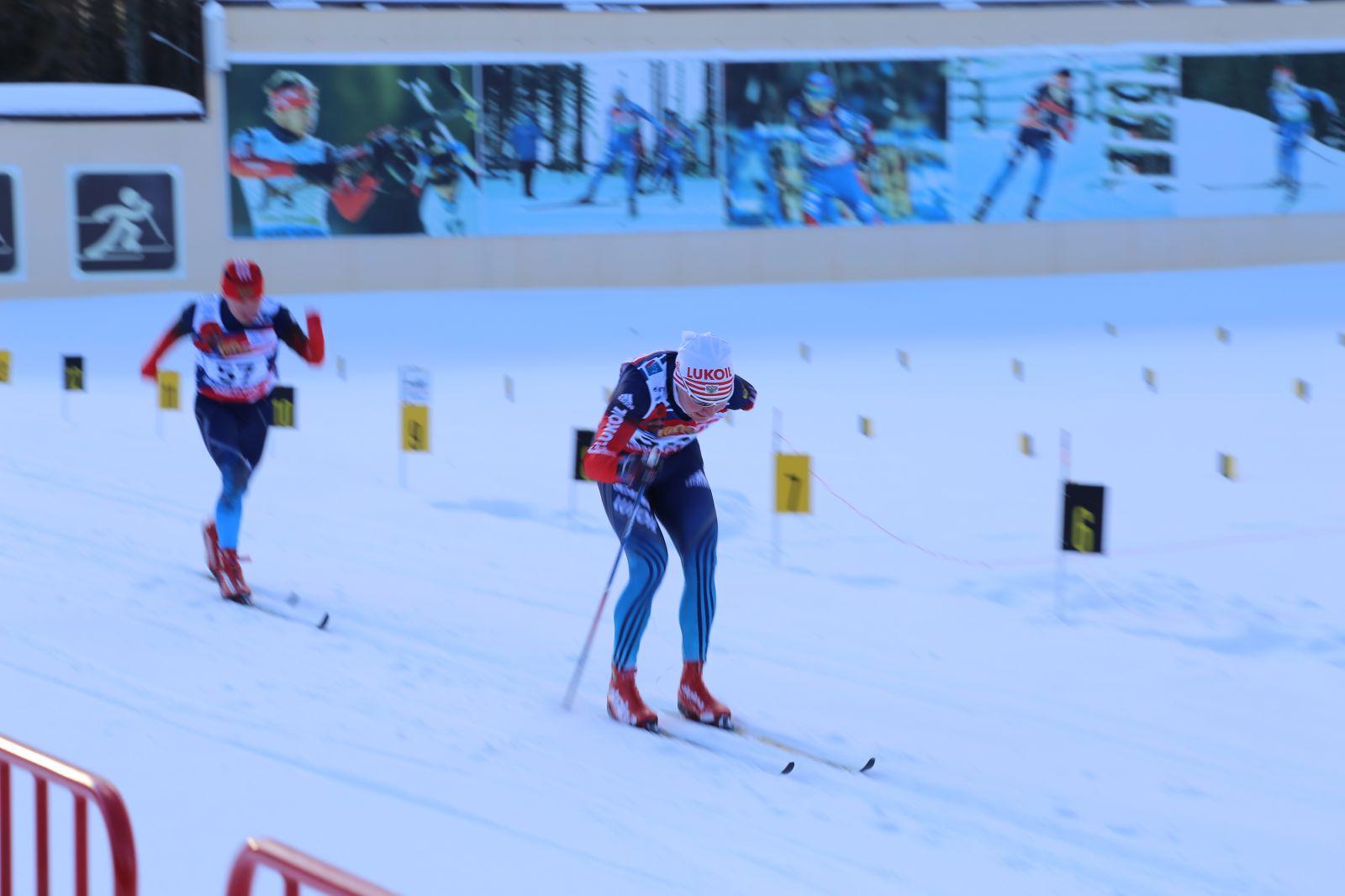 В Пересвете стартовали чемпионат и первенство России по лыжным гонкам и биатлону спорта лиц с ПОДА