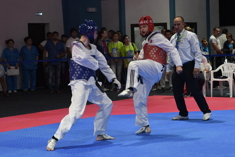 Сборная команда России по паратхэквондо примет участие в чемпионате Европы в Болгарии