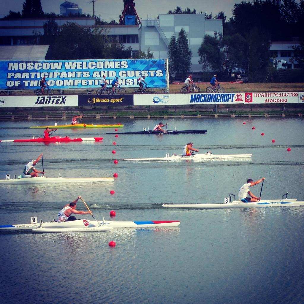 Александра Дупик завоевала серебряную медаль в четвертый день чемпионата мира по параканоэ в Чехии