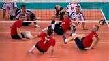В Нидерландах пройдут международные соревнования по волейболу сидя среди мужских и женских команд