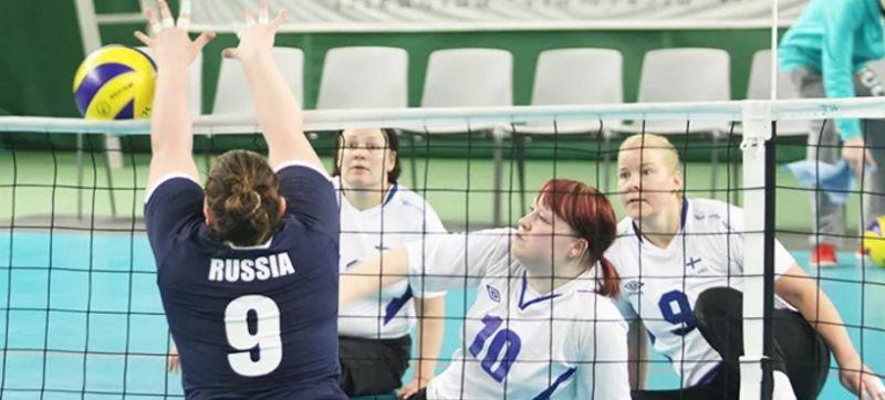 Женская сборная команда России по волейболу сидя примет участие в международном традиционном турнире в г. Настола (Финляндия)
