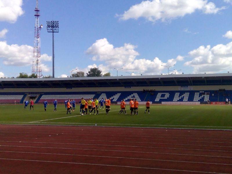 Сборная Свердловской области вновь стала победителем чемпионата России по футболу спорта ЛИН