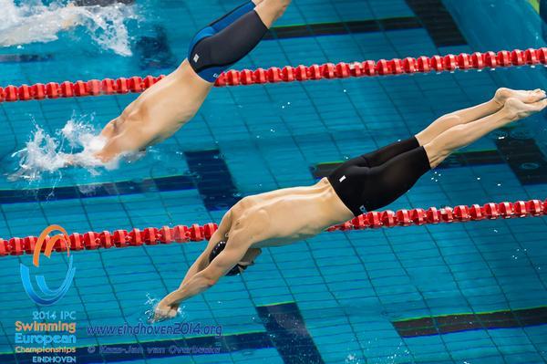 Сборная команда России  по плаванию спорта лиц с поражением опорно-двигательного аппарата, спорта слепых и спорта лиц с интеллектуальными нарушениями заняла второе общекомандное место на чемпионате Европы в Нидерландах