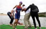В г. Богородске (Нижегородская область) стартовал чемпионат России по триатлону среди спортсменов с поражением опорно-двигательного аппарата