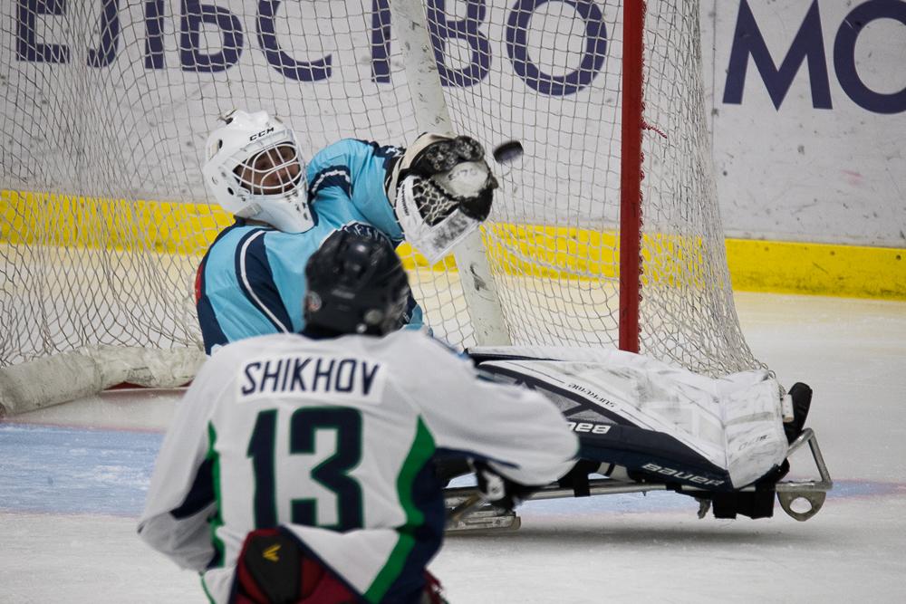 Итоги третьего дня Открытых Всероссийских соревнований по видам спорта, включенным в программу Паралимпийских зимних игр