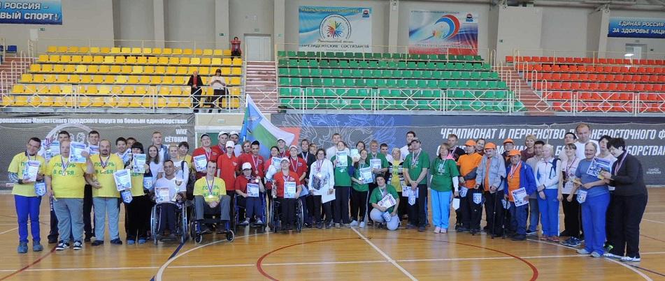 Камчатские паралимпийцы провели «Паралимпийский урок» в образовательных учреждениях Камчатского края