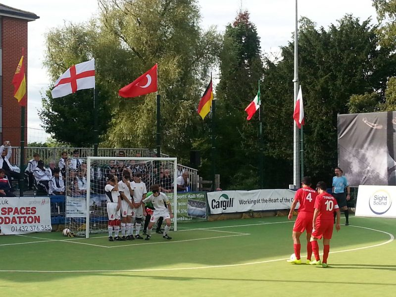 Сборная России по мини-футболу В1 проведет сбор и примет участие в международном турнире в Италии