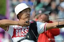 Двенадцать российских лучников ведут борьбу за награды на международных соревнованиях в Чехии