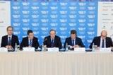 Л. Н. Селезнев, М.Б. Терентьев в г. Сочи приняли  участие в работе 9-го визита Координационной комиссии Международного олимпийского комитета