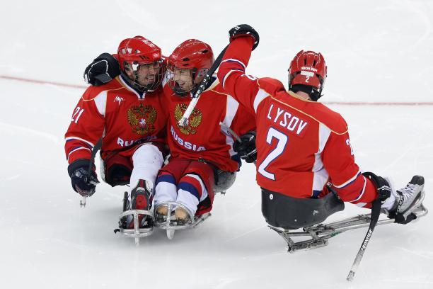 В г. Буффало (США) стартовал чемпионат мира по хоккею-следж в группе А