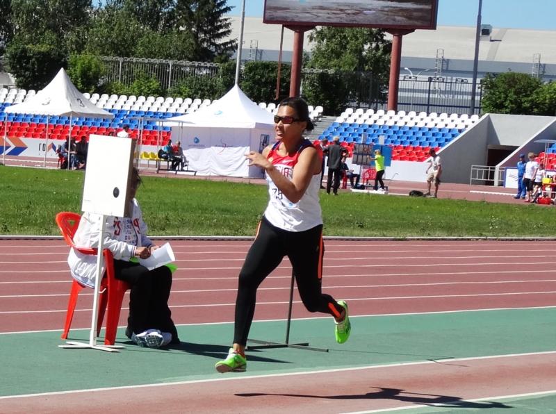 Вероника Доронина и Наталья Кочерова одержали по пять побед на чемпионате России по легкой атлетике в Чебоксарах