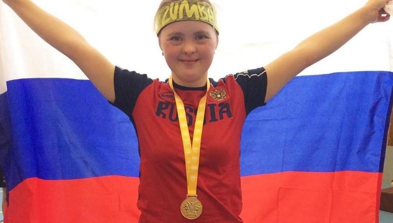 #тренимвместе с чемпионкой Европы по настольному теннису для спортсменов с синдромом Дауна Лейсан Зариповой