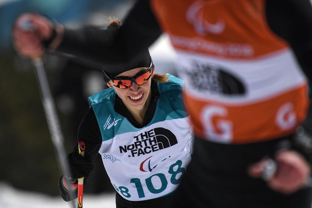 Паралимпиада-2018. 3 день. Михалина Лысова завоевала бронзовую медаль в лыжных гонках на 15 км