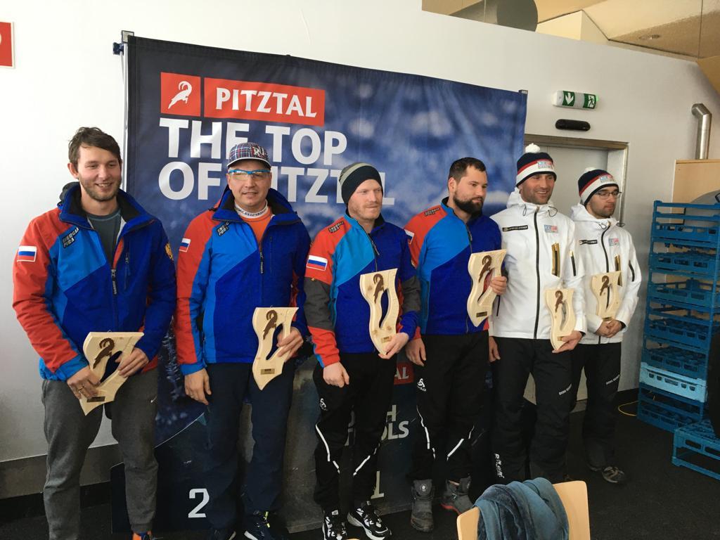 Сборная команда России по горнолыжному спорту лиц с нарушением зрения завоевала по 3 золотые, серебряные и бронзовые медали на международных соревнованиях и Кубке Европы в Австрии