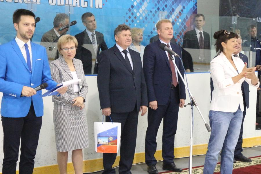 Л.Н. Селезнев в г. Костроме принял участие в церемонии открытия и просмотре соревнований IV Параспартакиады среди муниципальных образований Костромской области