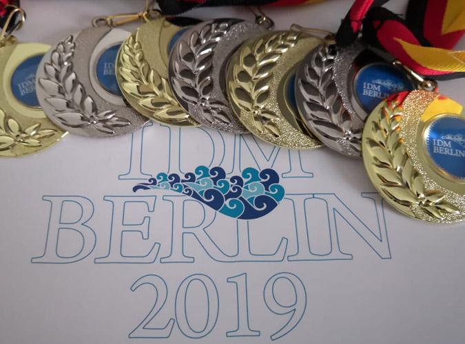 5 мировых рекордов установили российские пловцы на заключительном турнире мировой серии по плаванию, проходящем под эгидой МПК