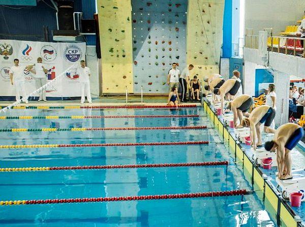 В г. Раменское стартует чемпионат и первенство России по плаванию спорта лиц с поражением опорно-двигательного аппарата на длинной воде