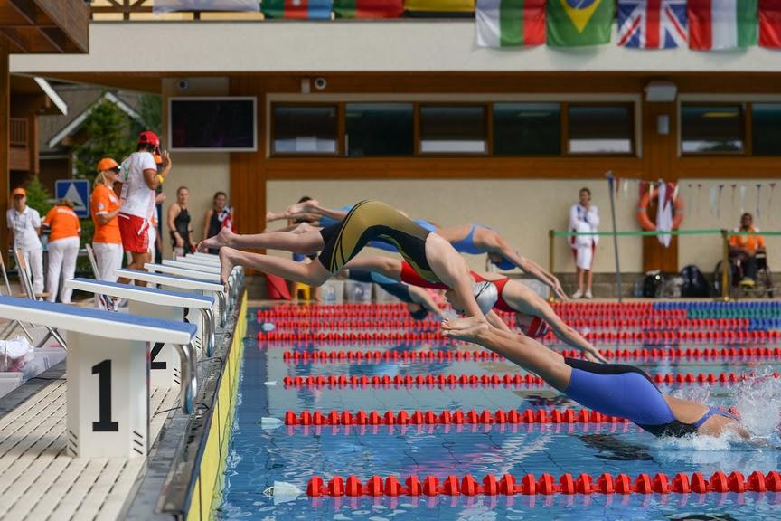 Спортсмены из 31 региона страны примут участие в Кубке России по плаванию спорта лиц с ПОДА, ЛИН и нарушением зрения в Нижегородской области
