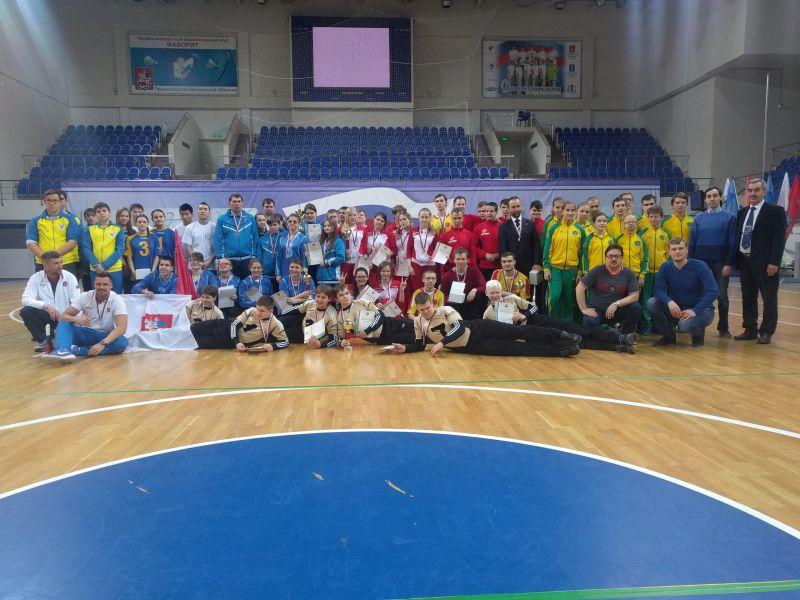 Определенны победители первенства России по голболу