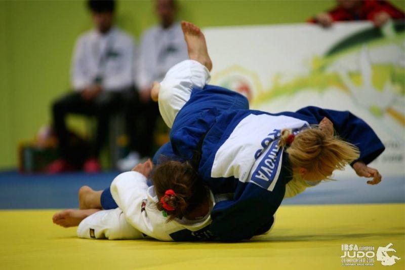 Российский дзюдоисты вошли в 5 сильнейших по Всемирному рейтингу IBSA