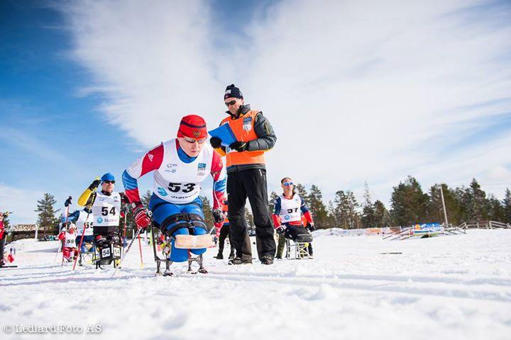 в Норвегии завершился заключительный этап Кубка мира по лыжным гонкам и биатлону спорта лиц с ПОДА и спорта слепых