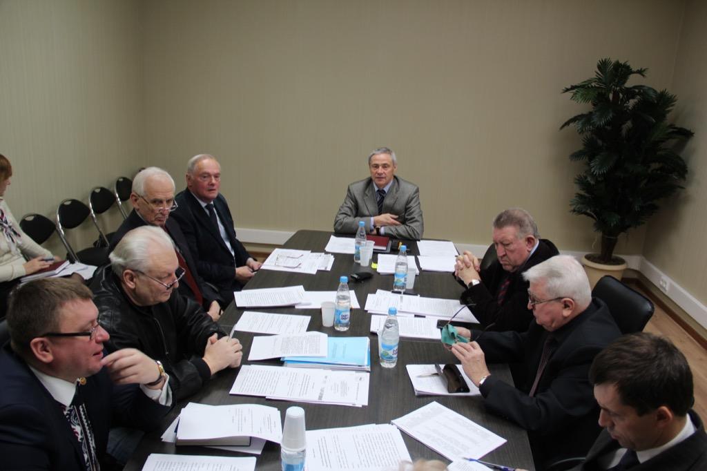 П.А.Рожков в офисе ПКР провел заседание Совета по координации программ, планов и мероприятий ПКР