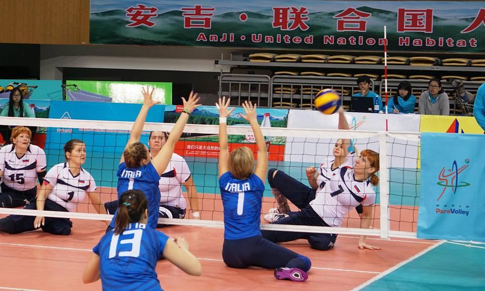 Мужская и женская сборные России по волейболу сидя в Китае завоевали квоты на участие в Паралимпийских играх в Рио-де-Жанейро!