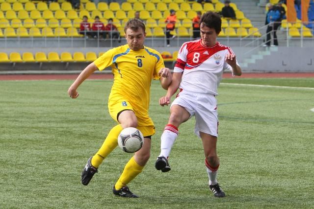 Россия лидирует на международном паралимпийском турнире по футболу в Сочи