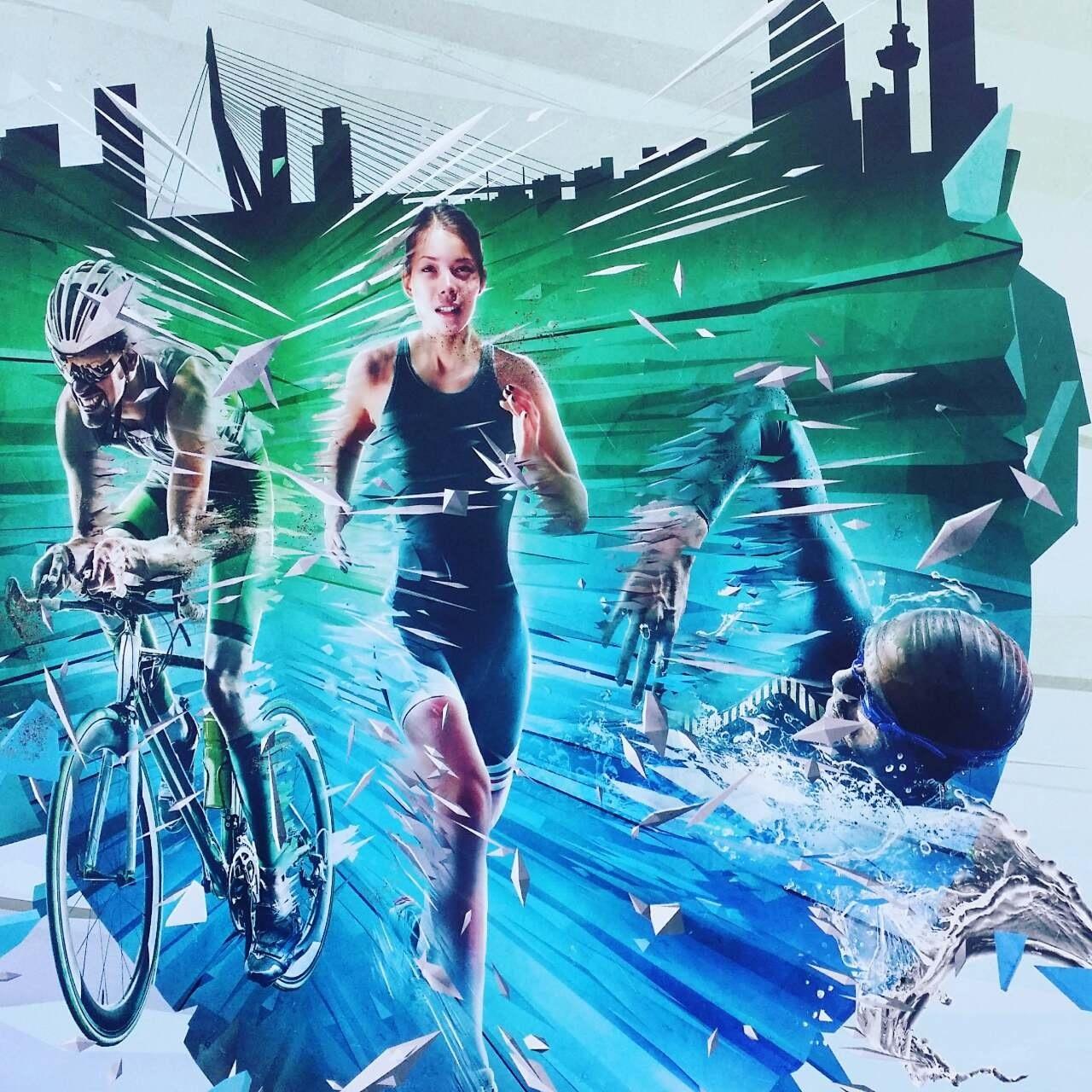 Россиянин Денис Кунгурцев завоевал золотую медаль на чемпионате мира по паратриатлону в Голландии, Анна Бычкова выиграла бронзовую награду