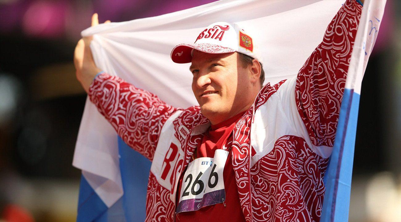 Послы паралимпийского спорта. Алексей Ашапатов