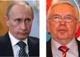 В г. Москве состоялась встреча Президента Российской Федерации В. В.  Путина и президента Паралимпийского комитета России В. П. Лукина