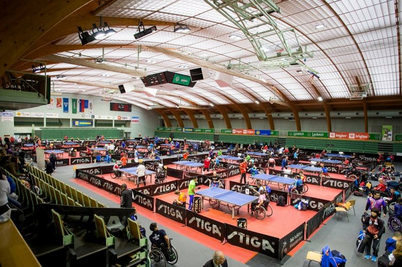 Россияне завоевали две бронзовые медали на международном турнире по настольному теннису спорта лиц с ПОДА в Испании