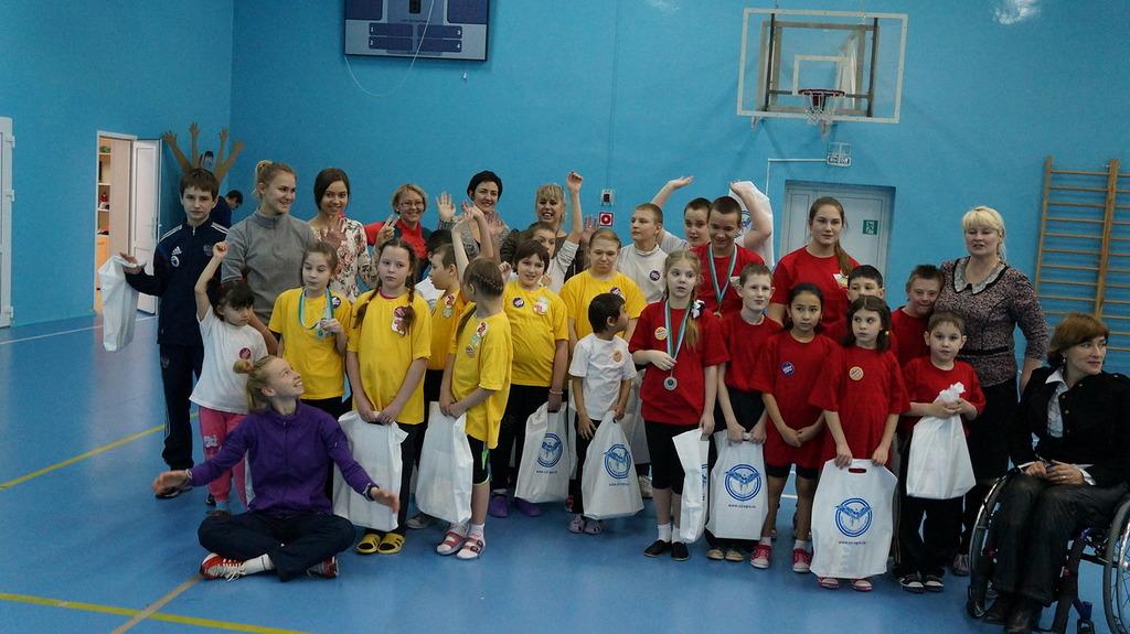 В ХМАО-Югра  прошли мероприятия, приуроченные к Международному Дню инвалидов
