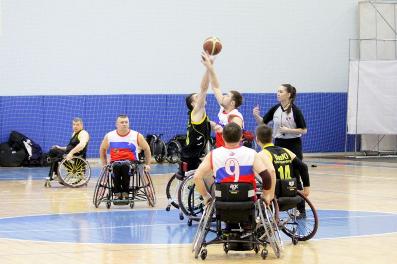 Сборная России по баскетболу на колясках примет участие в чемпионате Европы в группе B, который пройдет в Боснии и Герцеговине
