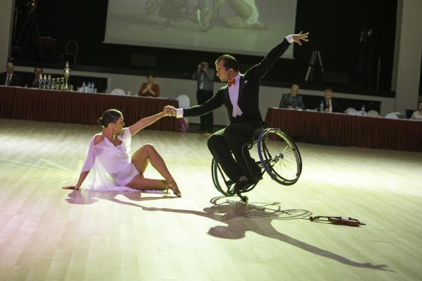Сборная команда России выиграла 3 медали на Открытом чемпионате Республики Казахстан по спортивным танцам на колясках